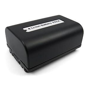 Mertrado - Batterie pour Sony NP-FV50 / NPFV50 / NP FV50 Li-Ion avec Info-Chip Update - exactement comme l'original