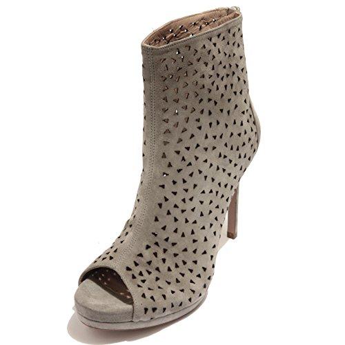 87624 tronchetto spuntato PURA LOPEZ scarpa stivale donna boots shoes women [39]