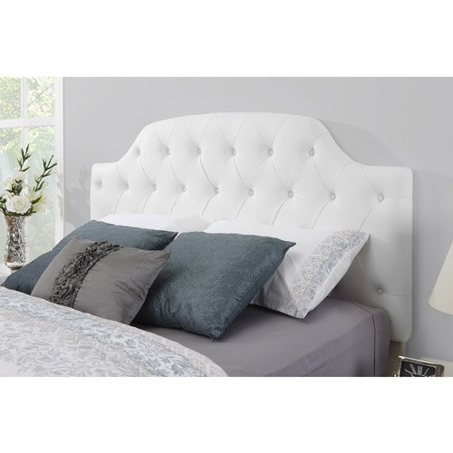 Beds With Leather Headboards 5824 front