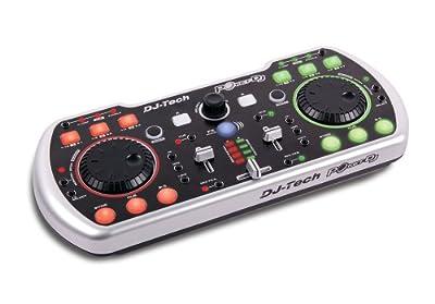 DJTECH POKETDJ DJ Mixer from DJ Tech Pro USA, LLC