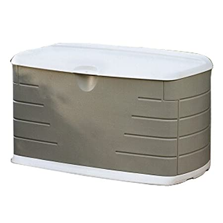 Rubbermaid 5F21 Deck Box with Seat $66.45