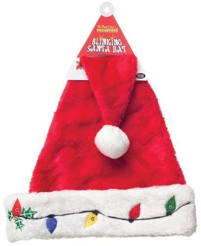 Blinking Santa Hat - 1