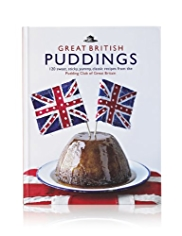 British Pudding Recipe Book