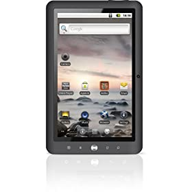 Coby Kyros 10.1-Inch Android 2.2 4 GB Internet Touchscreen Tablet, Black MID1024-4G