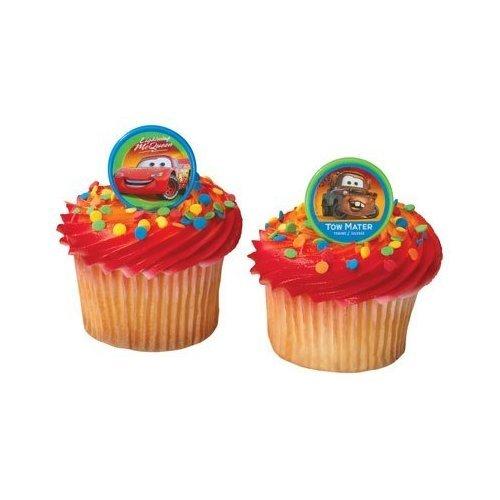 Disney Cars 6 Muffin Ringe Kuchen Tortendekoration Aus Den Usa