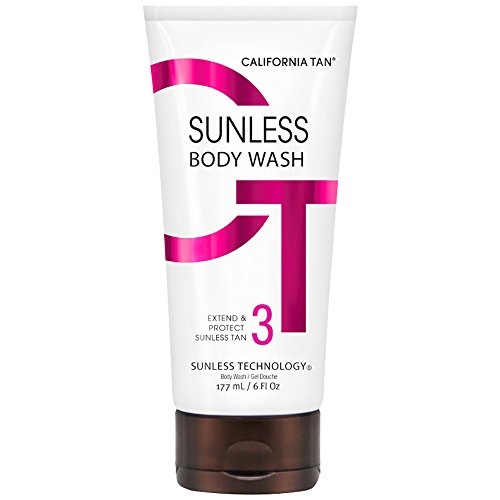 California Tan Sunless Body Wash, 6 Ounce (Shower Tan compare prices)