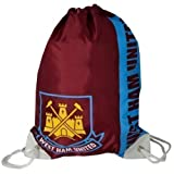 Official Football Team Focus Gym Bag West Ham