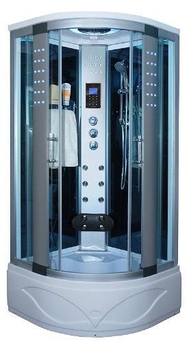 Bath-Masters-8004-A-Home-Bathtub-Spa-Sauna-Corner-Steam-Shower-Room