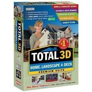Base of free software total 3d home landscape deck - Total 3d home and landscape design suite ...