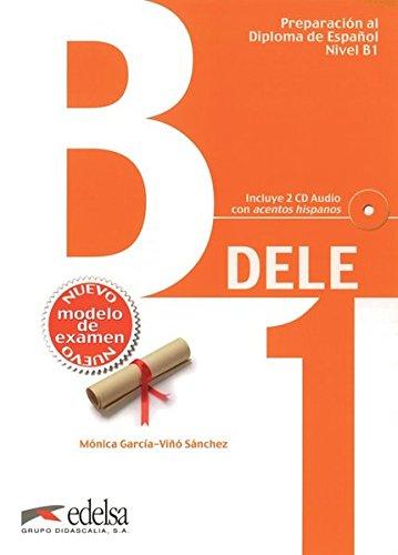 Preparacion Dele B1 Con Cd Per le Scuole superiori PDF