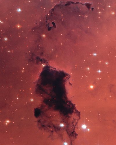 Hubble Space Telescope Poster Photo Bok Globules In Star-Forming Region Ngc 281 Nasa Posters Photos 11X14