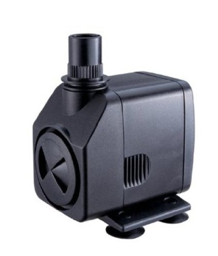 Jebao AP399 Submersible, Hydroponics, Aquaponics, Fountain Pump 265GPH, 16W