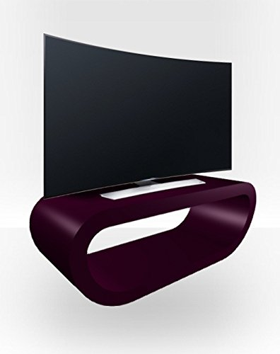 TV Stand Oddball - Purple Gloss