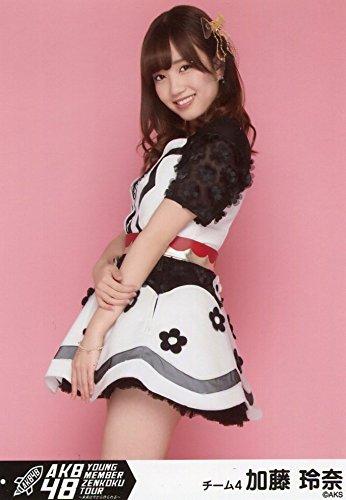 AKB48 公式生写真 ヤングメンバー全国ツアー ランダム 【加藤玲奈】