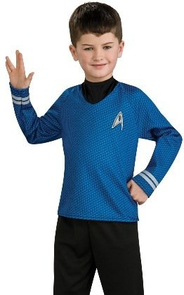 Star Trek Spock Child Shirt