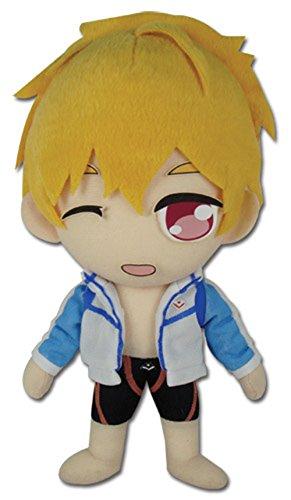 Great Eastern Free! 8.5″ Nagisa Plush Toy image