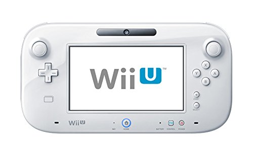 Nintendo Wii U GamePad White (Certified Refurbished) (Refurbished Wii Console Only compare prices)