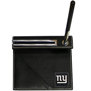 NFL New York Giants Gridiron Desk Set by Siskiyou Sports