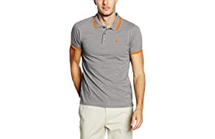 BLUE SHARK Polo (Gris)