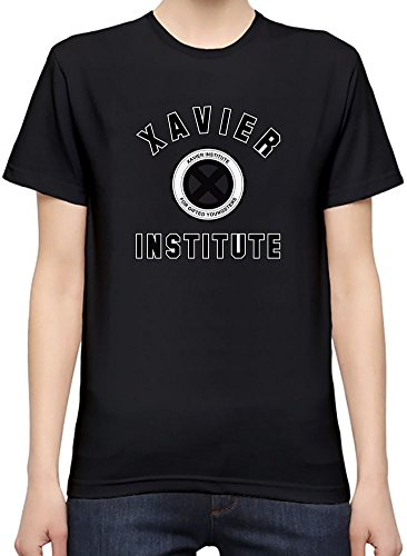 X-Men Xavier Institute Logo T-Shirt per Donne XX-Large