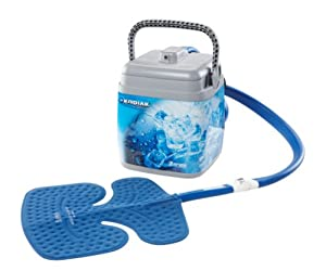 Polar Care Kodiak Cold Therapy Unit, Knee Compression Combo