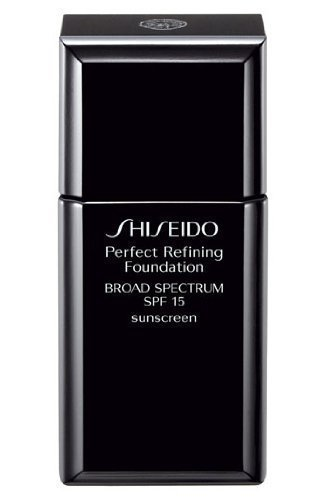 Shiseido 'Perfect Refining' Foundation SPF 15-I20 Natural Light Ivory 2016 new children s clothing boys long sleeved t shirt large child bottoming shirt spring striped shirt tide