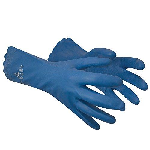 polyco-pura-pequeno-libre-de-latex-pvc-limpieza-glove-blue