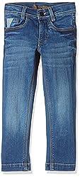 UFO Boys' Jeans (AW-16-DF-BKT-274_Indigo Dark_14 - 15 years)