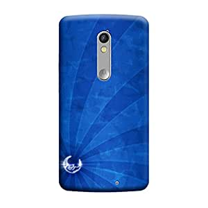 iShell Premium Printed Mobile Back Case Cover With Full protection For Moto X Force (Designer Case)