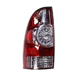 TYC Toyota Tacoma Replacement Tail Light Assembly by TYC