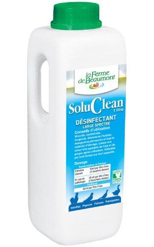 quel desinfectant pour poulailler