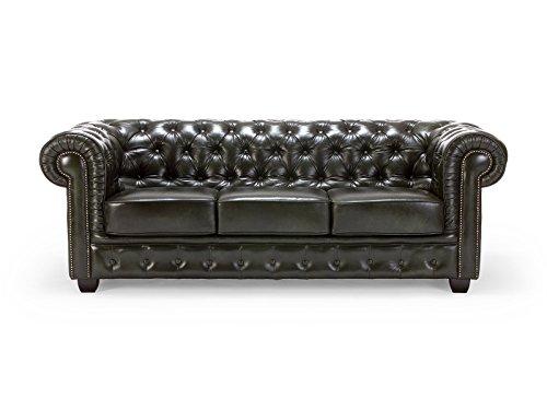 Massivum-10000059-Chesterfield-Sofa-3-Sitzer-antik-Echtleder-grn-95-x-218-x-79-cm