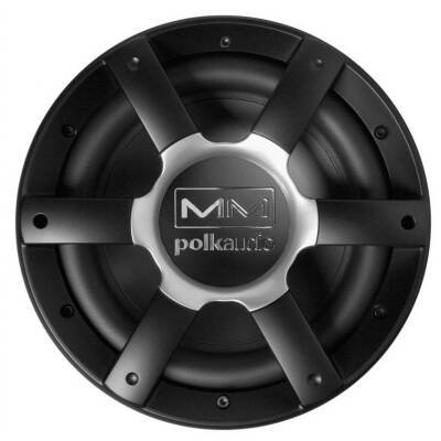 Polk Audio Mm1040Dvc - 10-Inch Dual Voice Coil Subwoofer Each