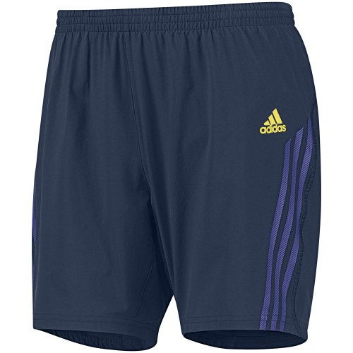 Adidas ClimaCool Mens Navy Running Shorts