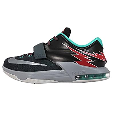 Amazon.com: Nike Kid's KD VII GS, FLIGHT-CLSSC CHARCOAL/DOVE GREY