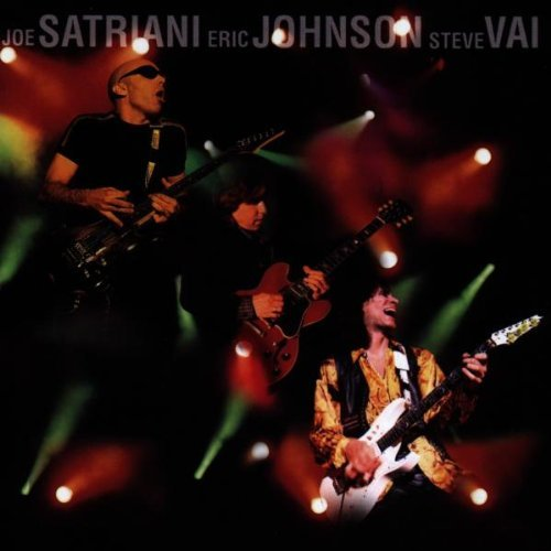 G3 - Live In Concert by Joe Satriani (1997-05-21)