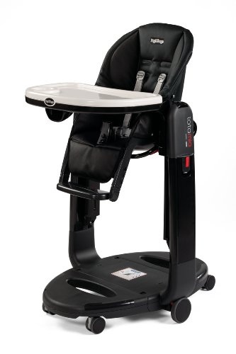 peg perego tatamia high chair black baby shop. Black Bedroom Furniture Sets. Home Design Ideas