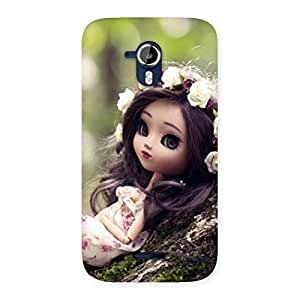 Stylish Angel And Tree Multicolor Back Case Cover for Micromax Canvas Magnus A117