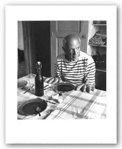 Les Pains de Picasso, Vallauris 1952 by Robert Doisneau 17