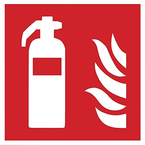 Piktogramm-Feuerlscher-nach-ISO-7010-200x200-mm-Kennzeichnung-selbstklebend