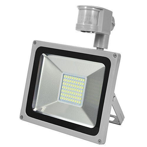 CSHITO-50W-Led-Auen-Flutlicht-Strahler-Fluter-Flutlichtstrahler-mit-Bewegungsmelder