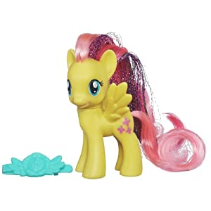 My Little Pony Rainbow Power Fluttershy Figure Doll from My Little Pony