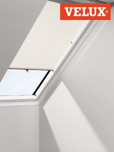 velux dachfenster original velux standard sichtschutz rollo mit haltekrallen rhl m00 9050 uni. Black Bedroom Furniture Sets. Home Design Ideas