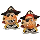 Milk Chocolate Pirates (Foil Wrapped) x5