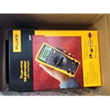 Fluke 177 ESFP True RMS Digital Multimeter, (ENG, SP, FR, POR)