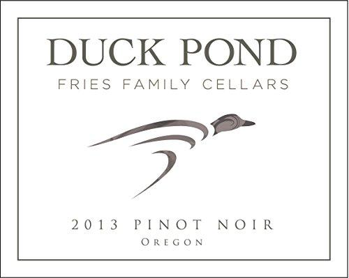 2013 Duck Pond Cellars Pinot Noir Oregon, Willamette Valley St Jory Vineyard 750Ml