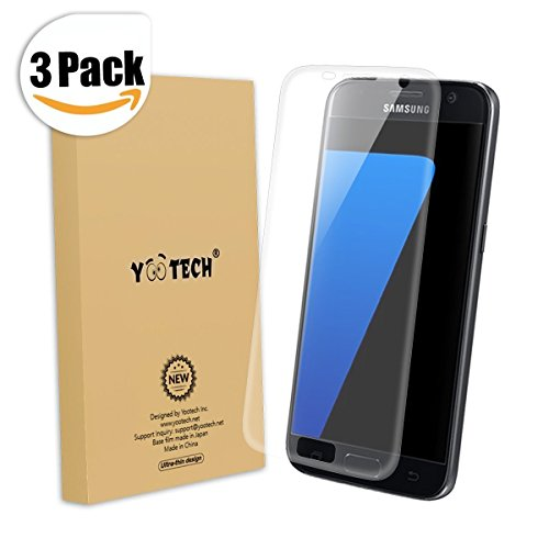 Galaxy-S7-Screen-Protector-Full-Coverage-Yootech-3-Pack-Anti-Bubble-HD-Clear-Film-Curved-Edge-to-Edge-Screen-Protector-for-Samsung-Galaxy-S7Lifetime-Warranty