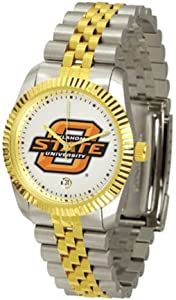 Oklahoma State Cowboys The Executive Mens Watch by SunTime