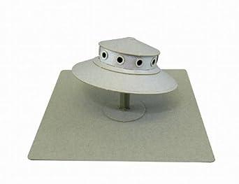 みにちゅあーとプチ UFO (ペーパークラフトキット)