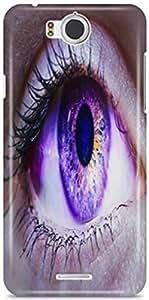 KSC Desginer Printed Hard Back Case Cover For INFOCUS M530